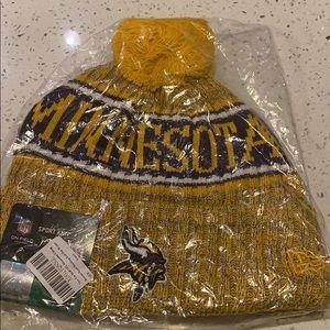 NFL Minnesota Vikings Beanie Knit Hat